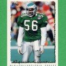 1995 Topps Football #285 Byron Evans - Philadelphia Eagles