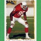 1995 Topps Football #281 Jamir Miller - Arizona Cardinals