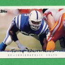 1995 Topps Football #253 Tony Bennett - Indianapolis Colts