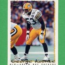 1995 Topps Football #252 George Koonce - Green Bay Packers