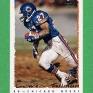 1995 Topps Football #214 Lewis Tillman - Chicago Bears