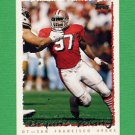 1995 Topps Football #146 Bryant Young - San Francisco 49ers