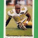 1995 Topps Football #122 Torrance Small - New Orleans Saints