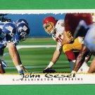 1995 Topps Football #119 John Gesek - Washington Redskins