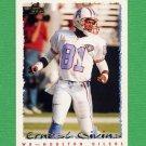 1995 Topps Football #108 Ernest Givins - Houston Oilers