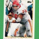 1995 Topps Football #091 John Alt - Kansas City Chiefs