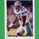 1995 Topps Football #084 Terry Wooden - Seattle Seahawks