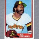 1981 Topps Baseball #478 Juan Eichelberger RC - San Diego Padres ExMt