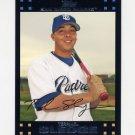 2007 Topps Baseball #534 Terrmel Sledge - San Diego Padres