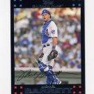 2007 Topps Baseball #492 Michael Barrett - Chicago Cubs
