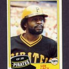 1981 Topps Baseball #332 Lee Lacy - Pittsburgh Pirates ExMt