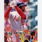 1995 Fleer Baseball #512 Mark Whiten - St. Louis Cardinals