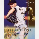 1995 Fleer Baseball #485 Danny Miceli - Pittsburgh Pirates
