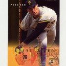 1995 Fleer Baseball #475 Steve Cooke - Pittsburgh Pirates