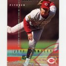 1995 Fleer Baseball #431 Jeff Brantley - Cincinnati Reds