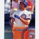 1995 Fleer Baseball #418 Brooks Kieschnick - Chicago Cubs