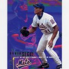 1995 Fleer Baseball #381 David Segui - New York Mets