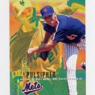 1995 Fleer Baseball #379 Bill Pulsipher - New York Mets