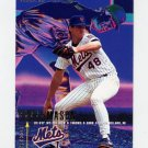 1995 Fleer Baseball #376 Roger Mason - New York Mets