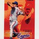 1995 Fleer Baseball #359 Tim Scott - Montreal Expos