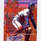 1995 Fleer Baseball #349 Darrin Fletcher - Montreal Expos