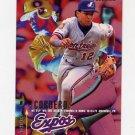 1995 Fleer Baseball #346 Wil Cordero - Montreal Expos
