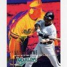 1995 Fleer Baseball #327 Jerry Browne - Florida Marlins