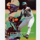 1995 Fleer Baseball #326 Ryan Bowen - Florida Marlins