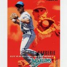 1995 Fleer Baseball #325 Bret Barberie - Florida Marlins