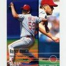 1995 Fleer Baseball #293 Roger Pavlik - Texas Rangers
