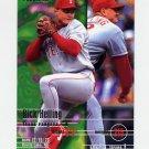 1995 Fleer Baseball #286 Rick Helling - Texas Rangers