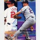 1995 Fleer Baseball #230 Mark Leiter - California Angels