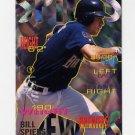 1995 Fleer Baseball #190 Bill Spiers - Milwaukee Brewers