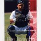 1995 Fleer Baseball #075 Jim Leyritz - New York Yankees