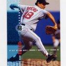 1995 Fleer Baseball #030 Tony Fossas - Boston Red Sox