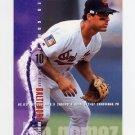 1995 Fleer Baseball #007 Leo Gomez - Baltimore Orioles