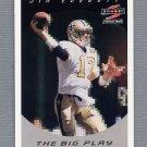 1997 Score Football #311 Jim Everett TBP - New Orleans Saints