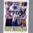 1997 Score Football #247 Brett Perriman - Detroit Lions