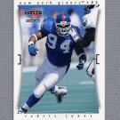 1997 Score Football #232 Cedric Jones - New York Giants