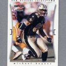 1997 Score Football #231 Michael Haynes - New Orleans Saints