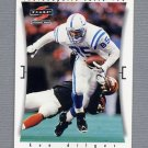 1997 Score Football #222 Ken Dilger - Indianapolis Colts