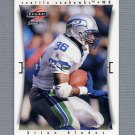 1997 Score Football #213 Brian Blades - Seattle Seahawks