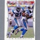 1997 Score Football #209 Tim Biakabutuka - Carolina Panthers