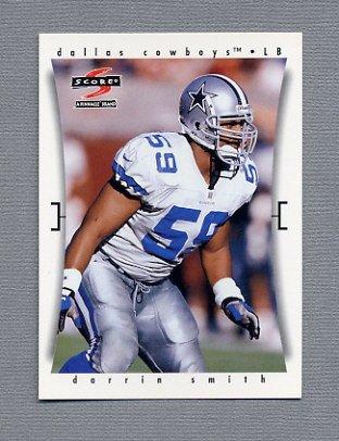 1997 Score Football #200 Darrin Smith - Dallas Cowboys