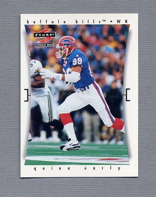 1997 Score Football #154 Quinn Early - Buffalo Bills