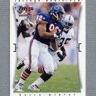 1997 Score Football #124 Barry Minter - Chicago Bears