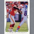 1997 Score Football #093 Reggie Tongue - Kansas City Chiefs