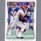 1997 Score Football #078 Kimble Anders - Kansas City Chiefs