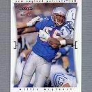 1997 Score Football #074 Willie McGinest - New England Patriots