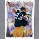 1997 Score Football #027 Gilbert Brown - Green Bay Packers